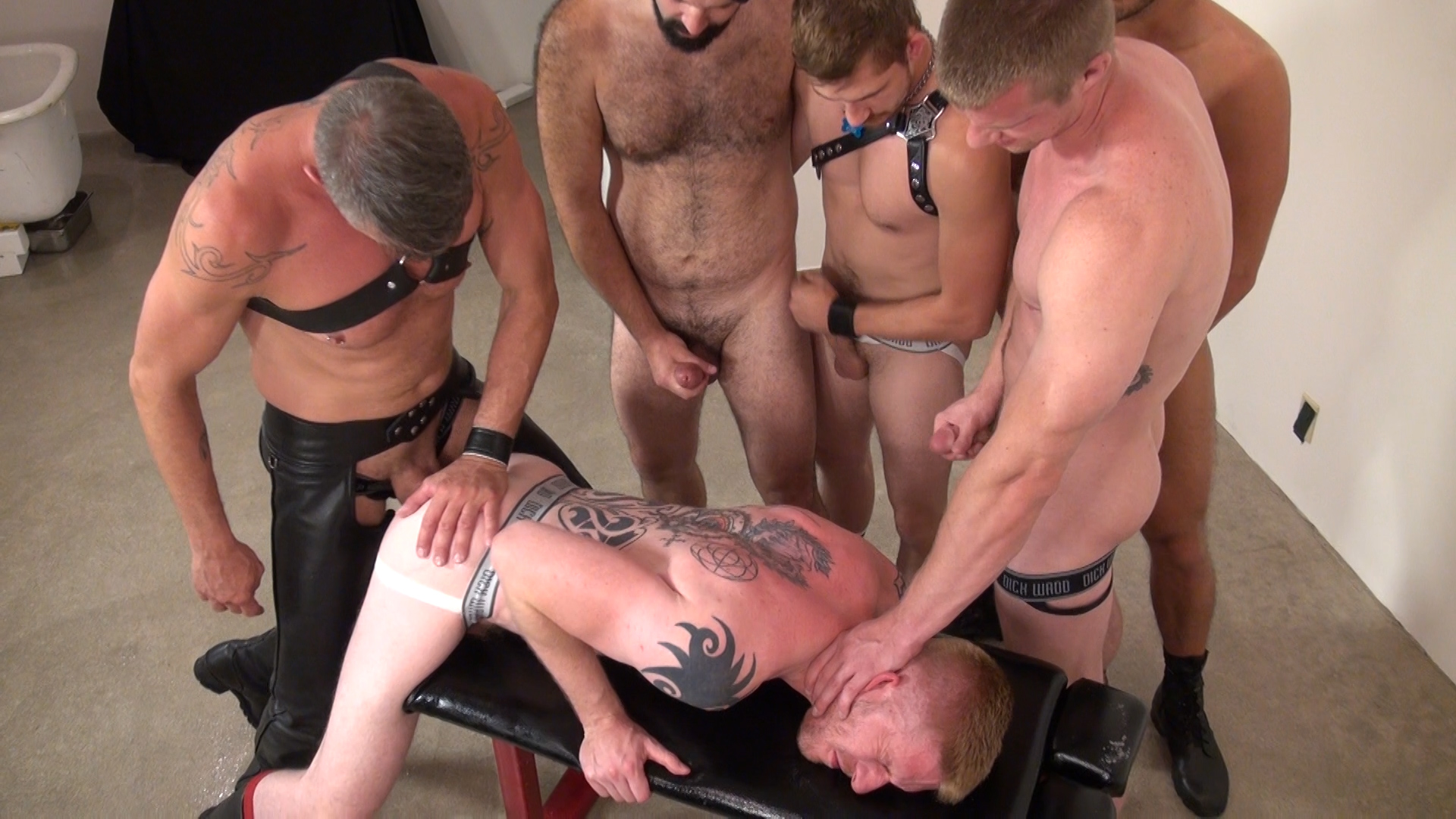 Flogged, Fucked and Hosed 1