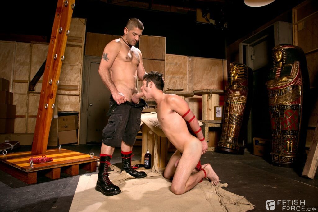 Warehouse Kinks: Tony Buff and Chase Young