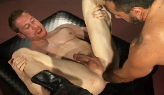 Anal Assault: Billy Berlin