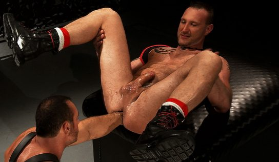 Brad Kalvo Fists Tibor Wolfe