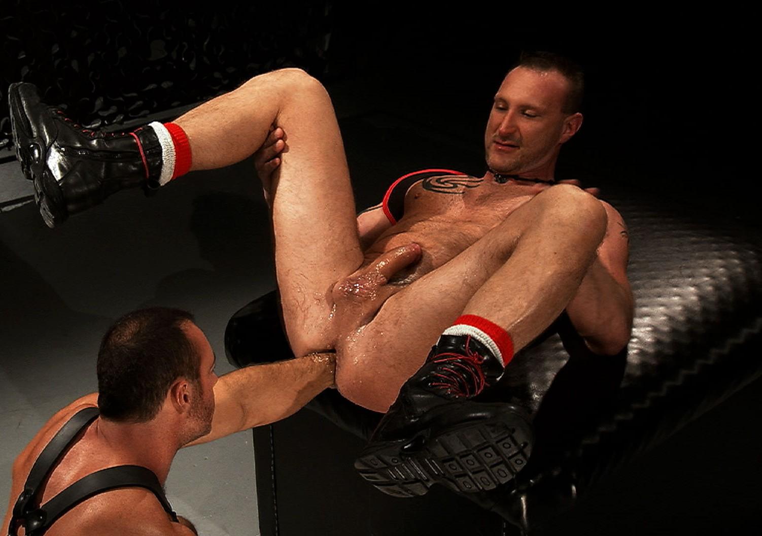 Brad Kalvo Fists Tibor Wolfe 3