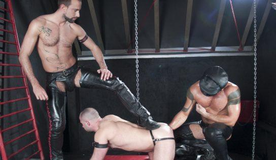 Fist And Shout:  Matthieu Paris, Violator and Butch Grand – Scene 1