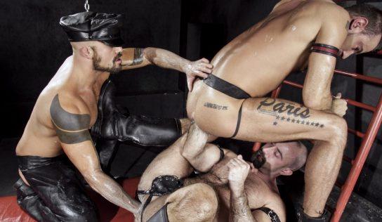Fist And Shout: Violator, Butch Grand and Matthieu Paris – Scene 2