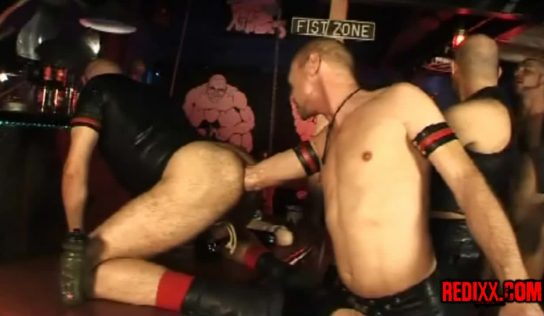 Fist Zone Barcelona: Scene 1
