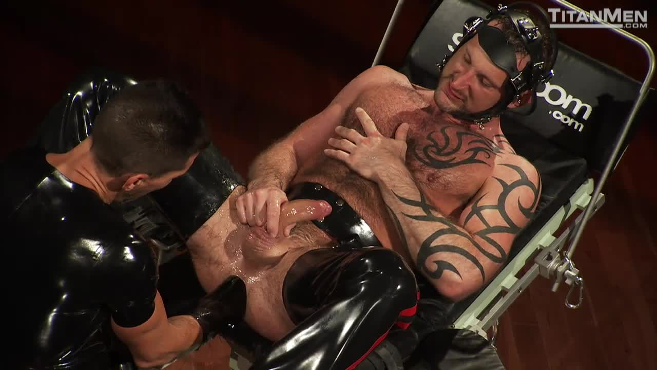 David Anthony Fists Tibor Wolfe - Part 3 1