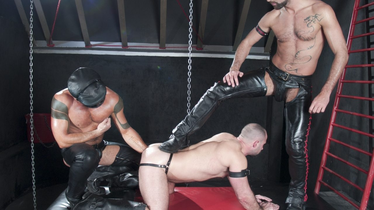 Leather And Fists - Part 1