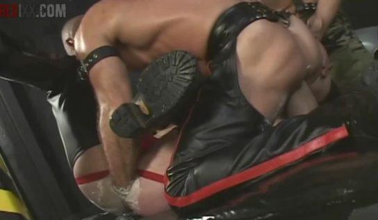 Ruben D'Angelo Fists Rex Armswell and Scott Samson – Part 3