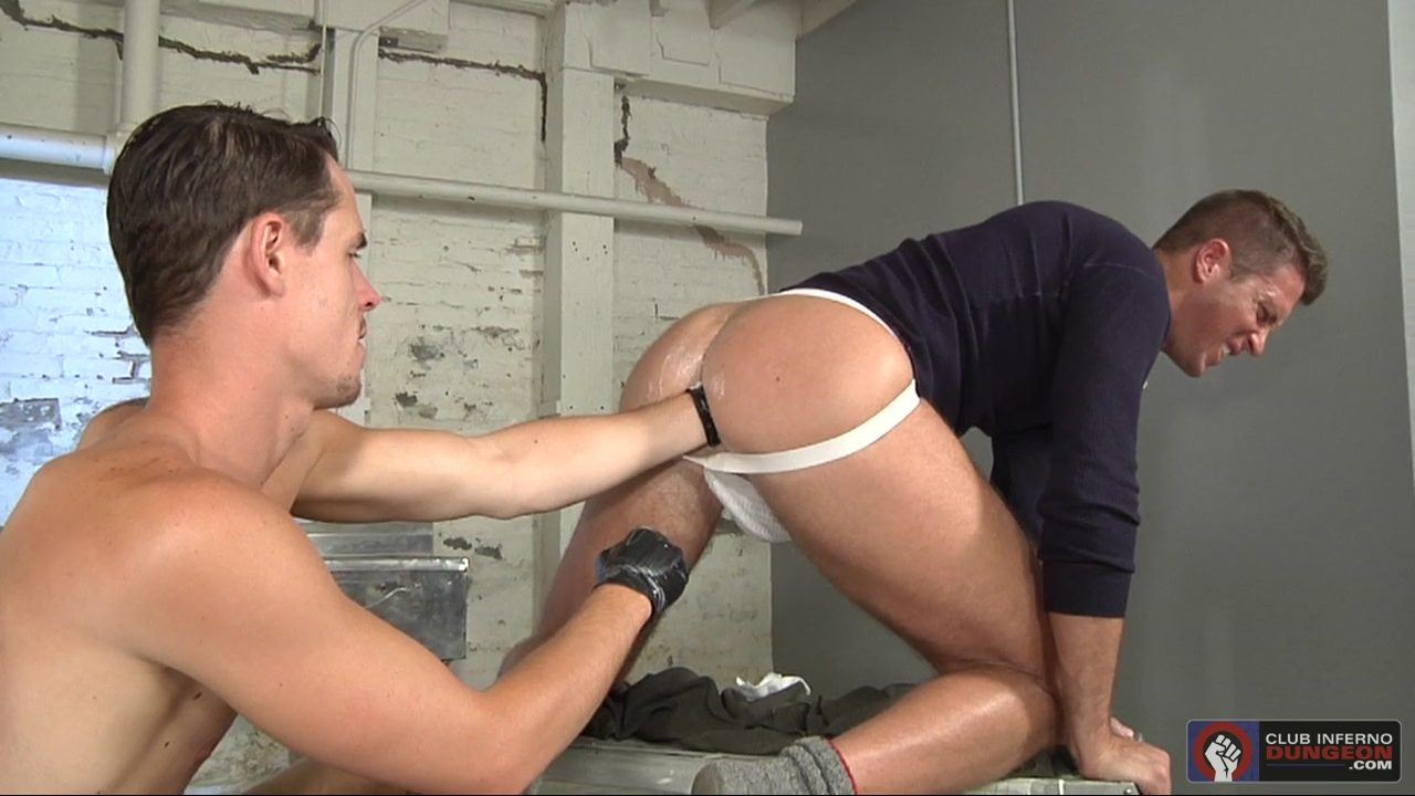 Jed Athens Fists Tanner Wayne - Part 1 1