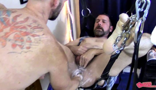 Fisted by the Plumber: Chad Anders and Bo Wrangler