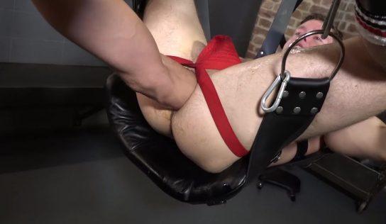 Nico Lust Fists Ashley Ryder – Part 4