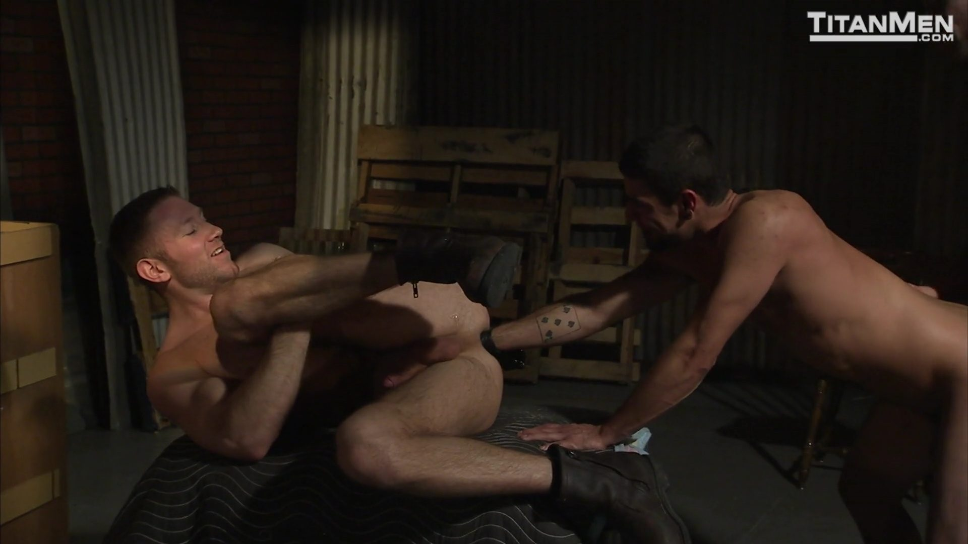Dean Flynn and Dominic Sol Fist and Fuck Rick van Sant - Part 1 1