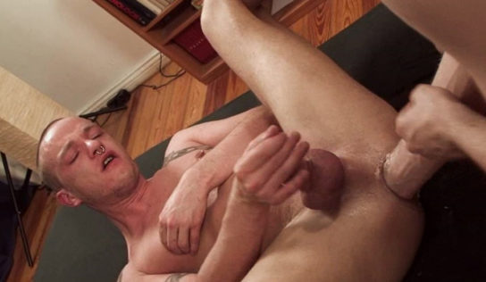 Tim Kruger Fists and Fucks Ben Armstrong – Part 3