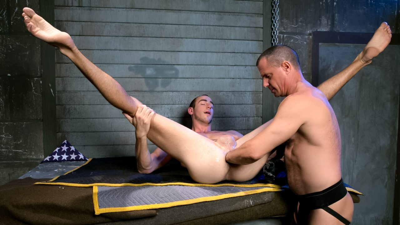 Christian Mitchell Fists Byron Saint – Part 2 1