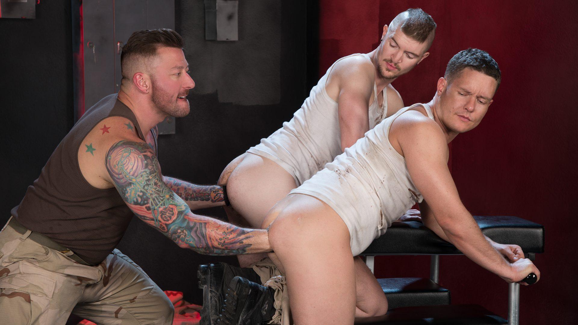 Full Fist Interrogation - Scene 3 1
