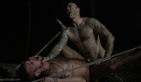 Wild Country: Chris Harder and Christian Wilde