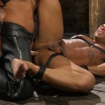 Bodybuilder Draven Navarro Takes Pain, Extreme CBT, and Gets Fucked by Dominic Pacifico