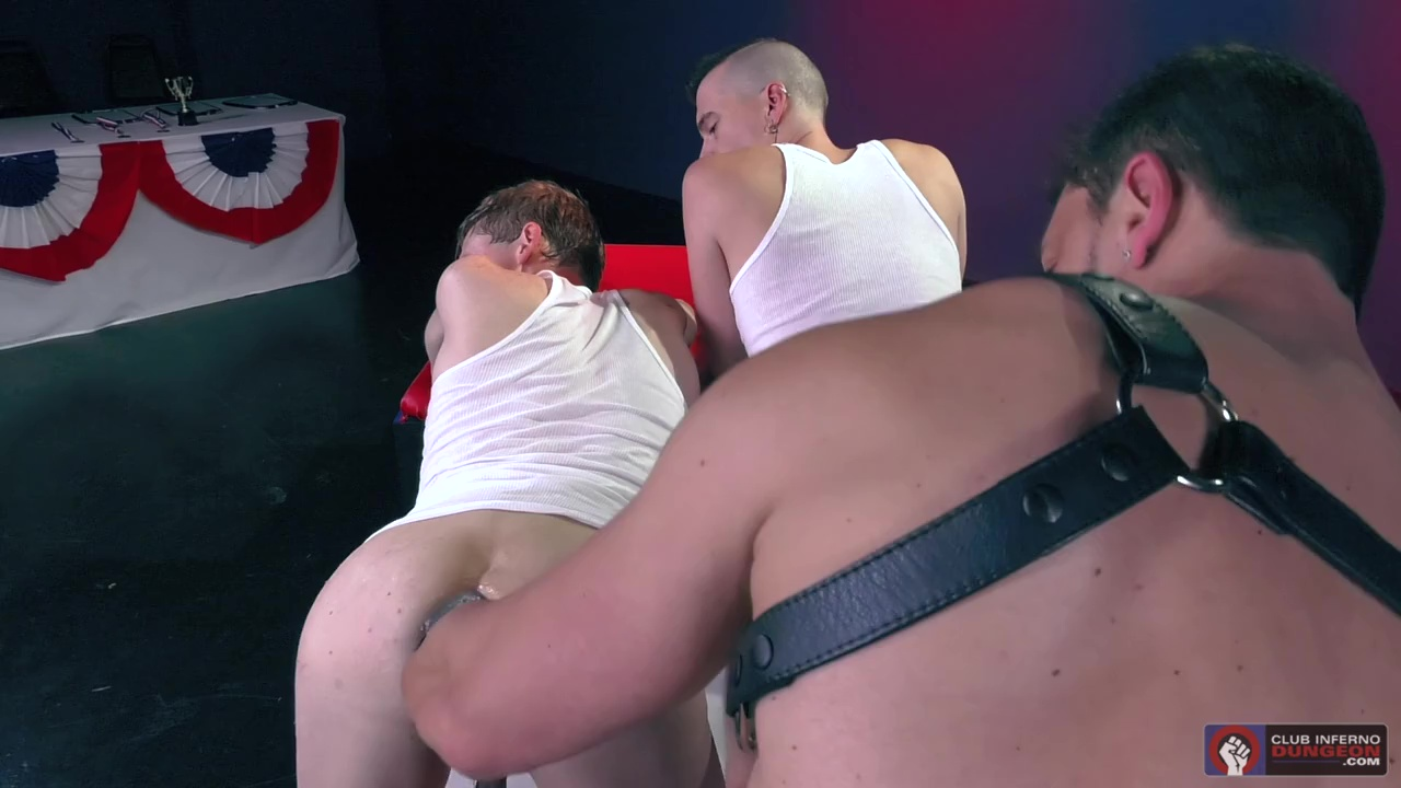 Joey D Fists And Fucks Colin Bryant and Axel Abysse - Part 5 1