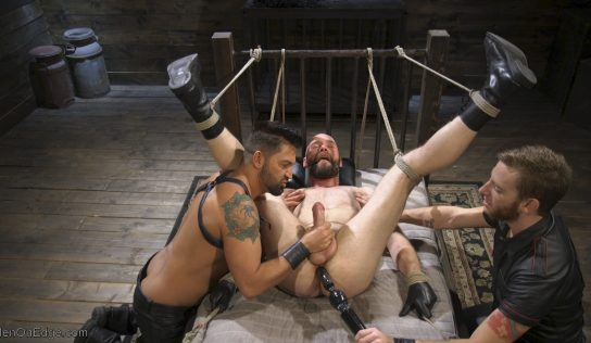 Hunter Samson Tormented By Sebastian Keys and Dominic Pacifico