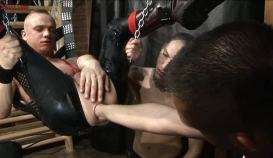 Fisted In The Sling: Ben Armstrong