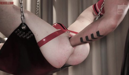 Rubber Fists 5: Logan Moore and Axel Abysse