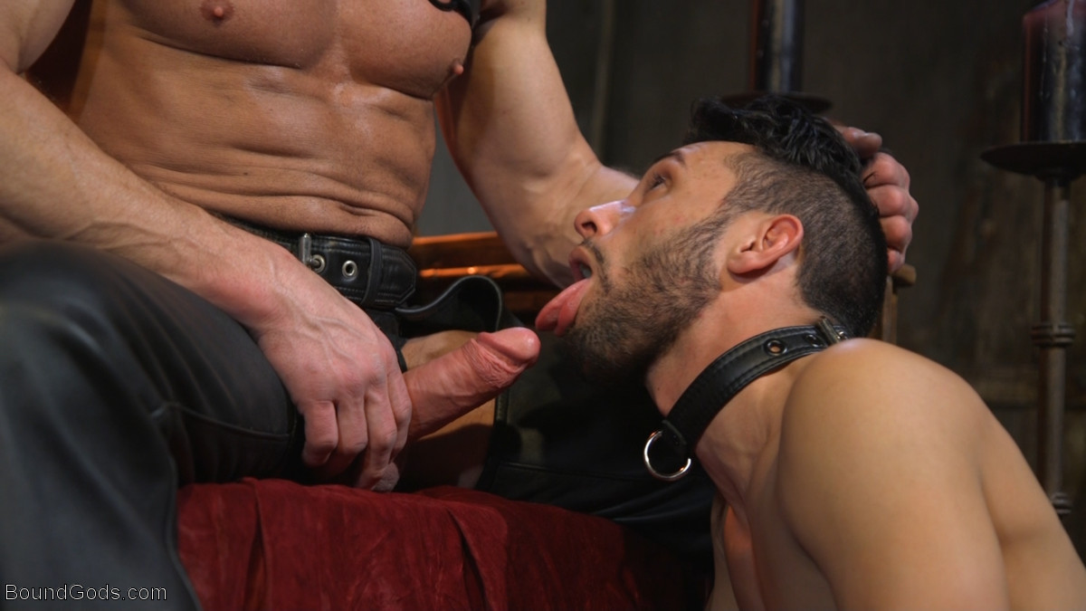 Myles Landon Punishes Chance Summerlin - Part 1 1