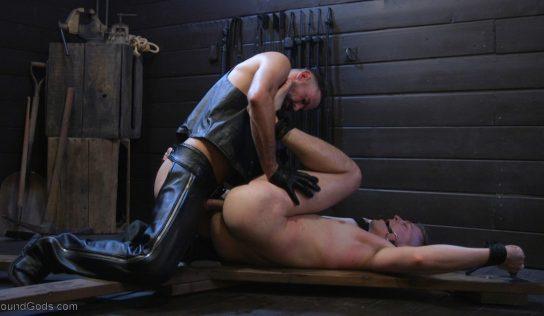 Tyler Rush Abused by Master Max Ferro