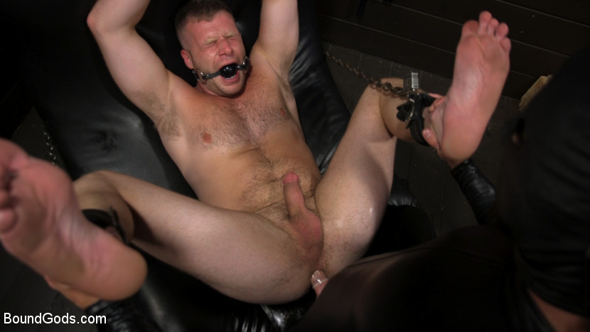 Very Hard BDSM With Sebastian Keys, Brian Bonds and Mason Lear 4