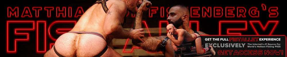Gay Fisting: Hard Fisting For Bryan Park 1