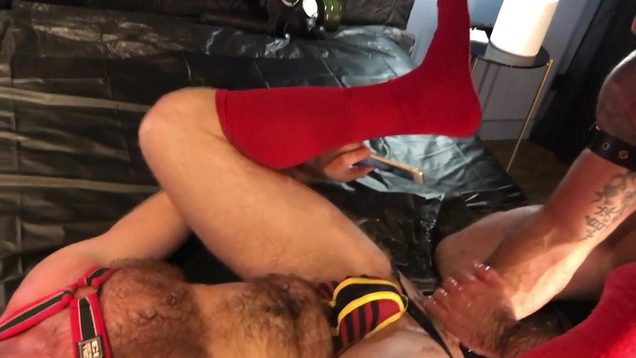Jose Estrella Fisting Fucks Matthias Von Fistenberg