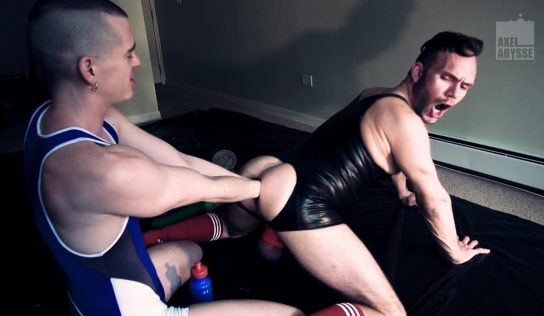 Trent Bloom and Axel Abysse – Double Fisting & Rosebud Punching