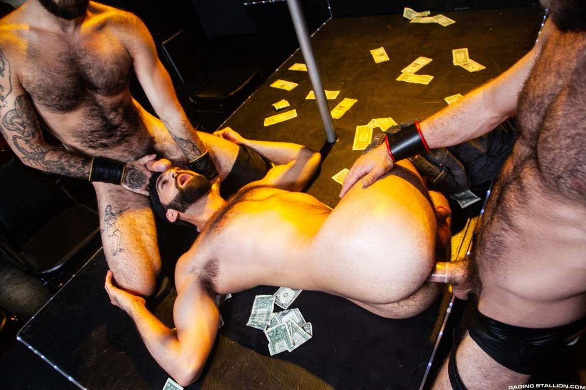 Tegan Zayne, Ziggy Banks and Stephen Harte Close Otter Erotic 2