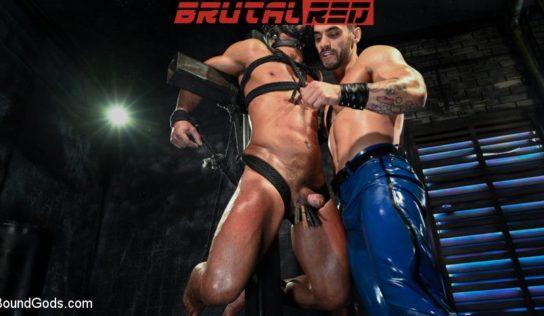Dillon Diaz Gets Used By Latex Master Arad Winwin