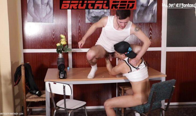 Pissing and Fisting - David Luca & Pan Bash 5