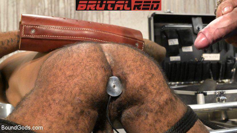 Bound Gods: Jason Collins Gives Micah Martinez A BDSM Lesson 4