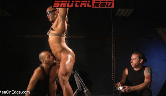 Men On Edge: Dillon Diaz Edged By Sebastian Keys and Chance Summerlin