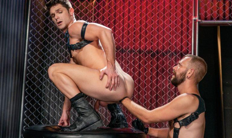 Fisting Spa: Scene 4 - Devin Franco & Josh Mikael 1