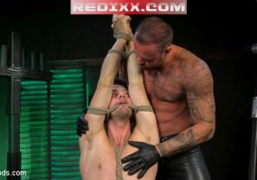 I Dream of Leather: Damon Heart & Michael Roman for Bound Gods