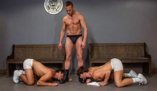 Myles Landon Submits Nate Grimes & Drew Dixon – Part 1