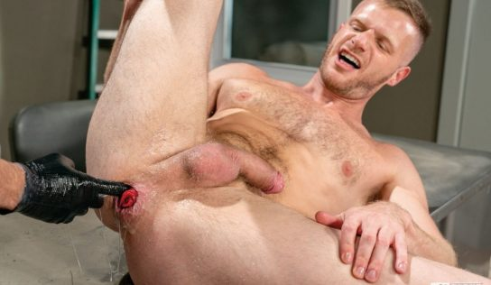 Gay Fisting Idol Brian Bonds Fisted By Luka Sage