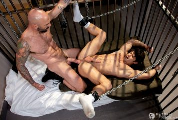 Officer Drew Sebastian Fucks Prisoner Devin Franco