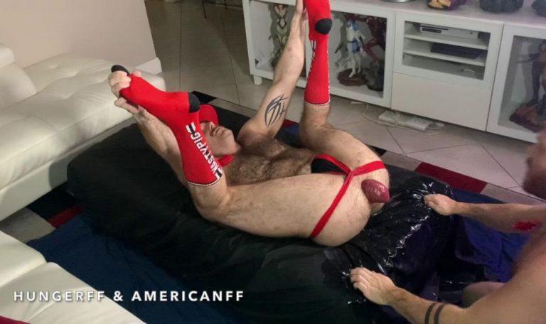 AmericanFF & HungerFF - Fisting Reunion