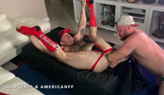 AmericanFF & HungerFF – Fisting Reunion