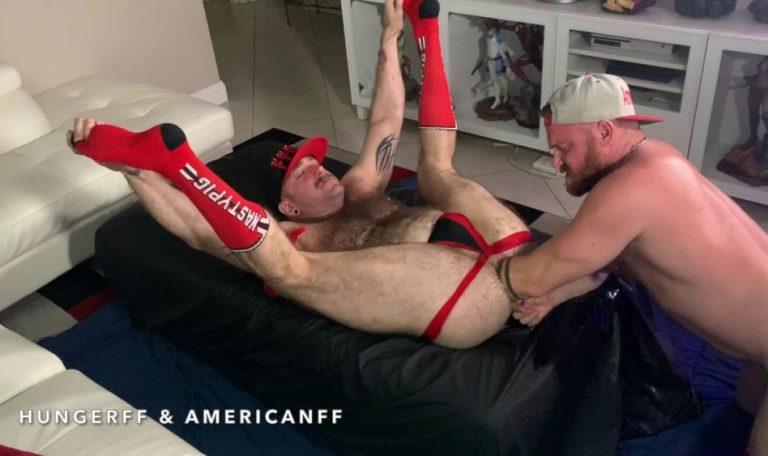 AmericanFF & HungerFF - Fisting Reunion 5