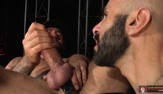 5 Great Fisting Scenes Of Drew Sebastian