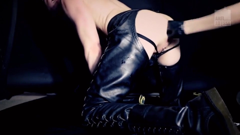 Axel Abysse - Leather & Rubber Compilation 2