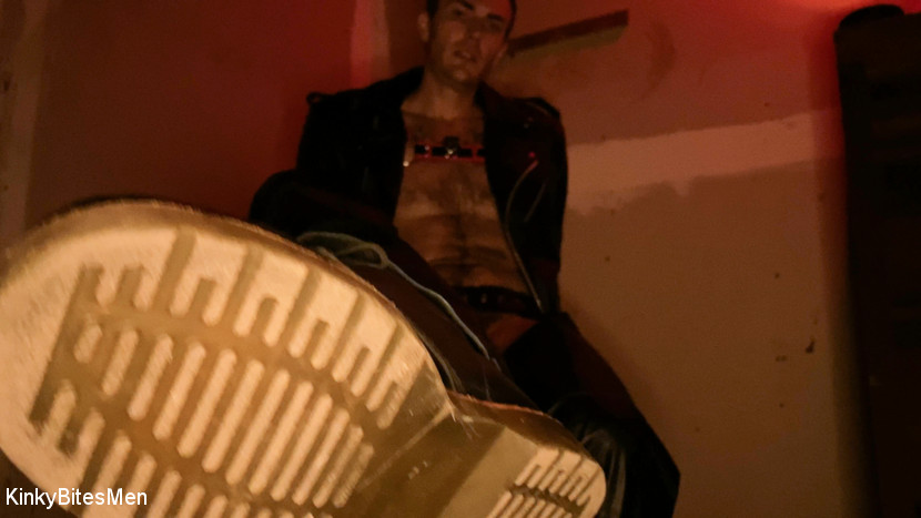 Christian Wilde - Leather Domination 1