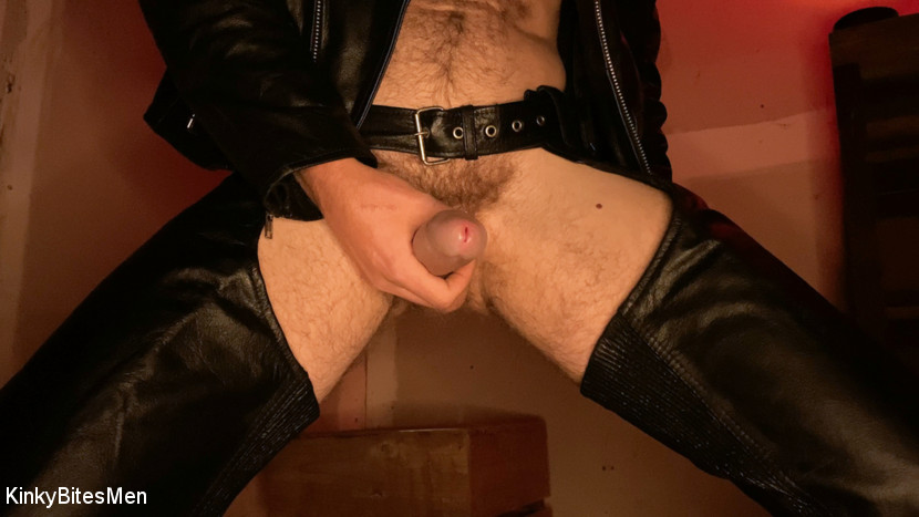 Christian Wilde - Leather Domination 5