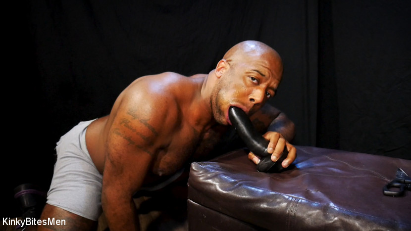 Hairy Micah Martinez Pleases Himself With Big Dildos 2