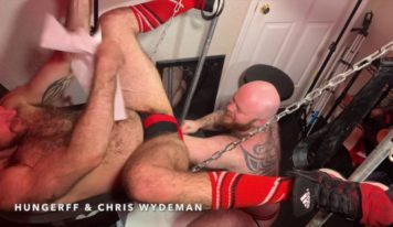 Chris Wydeman – Double Fisting HungerFF