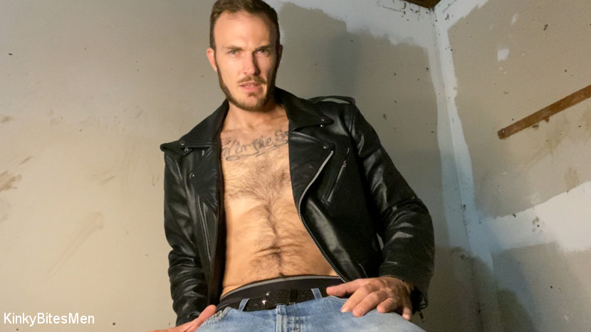 Christian Wilde: Hypnotic Leather Session